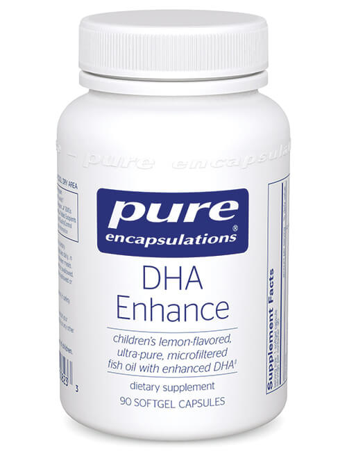 DHA Enhance by Pure Encapsulations