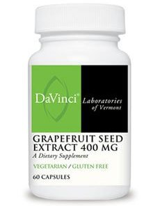 GRAPEFRUIT SEED EXTRACT by DaVinci Labs