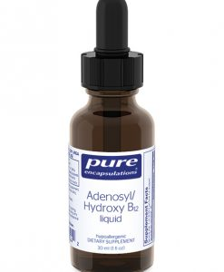 Adenosyl/Hydroxy B12 liquid by Pure Encapsulations