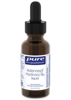 Adenosyl/Hydroxy B12 liquid by Pure Encapsulations