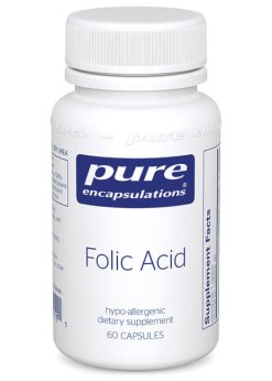 Folic Acid by Pure Encapsulations