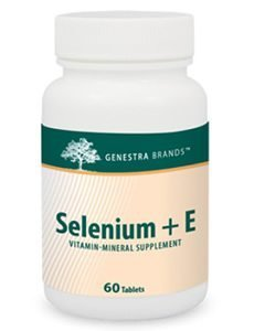 Selenium + E by Genestra