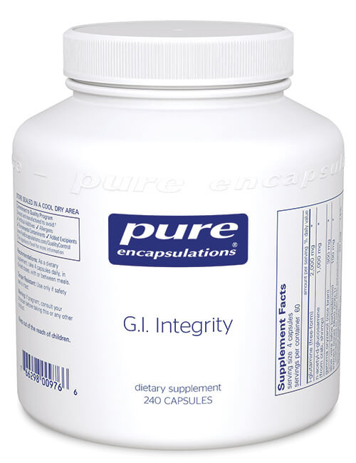 G.I. Integrity by Pure Encapsulations