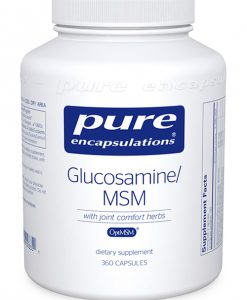 Glucosamine/MSM by Pure Encapsulations