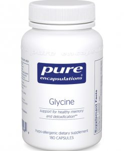 Glycine by Pure Encapsulations