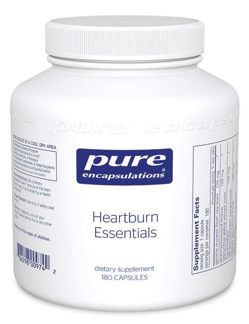 Heartburn Essentials by Pure Encapsulations