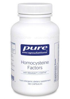 Homocysteine Factors™ by Pure Encapsulations