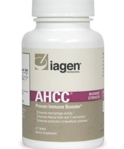 Maximum Strength AHCC by Iagen Professional