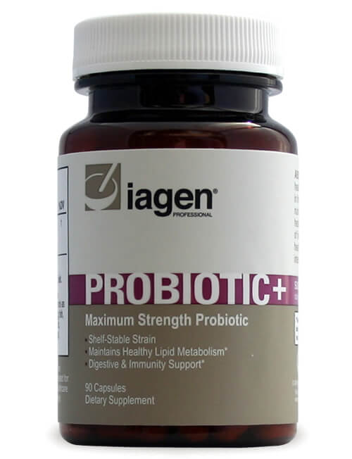 Probiotic+ by Iagen Professional