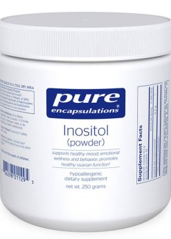 Inositol (powder) by Pure Encapsulations