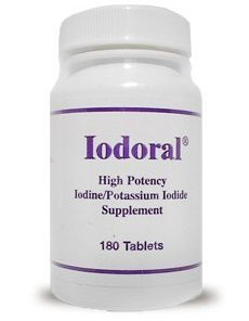 Iodoral (iodine) by Optimox
