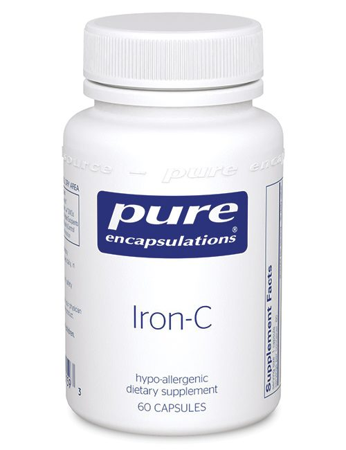 Iron C by Pure Encapsulations