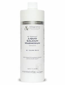Liquid Calcium Magnesium Orange Vanilla by Integrative Therapeutics