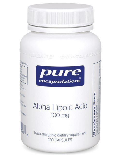 Alpha-Lipoic Acid by Pure Encapsulations
