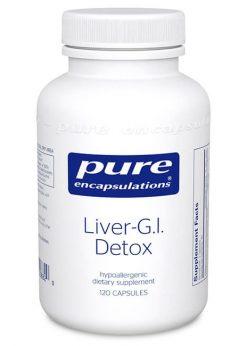 Liver GI Detox by Pure Encapsulations