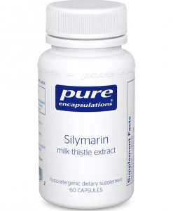 Silymarin (Milk Thistle) by Pure Encapsulations