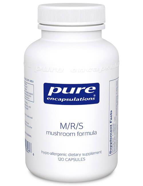M/R/S Mushroom Formula by Pure Encapsulations