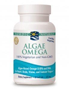 Algae Omega 100% Vegetarian by Nordic Naturals Pro