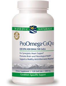 ProOmega CoQ10 by Nordic Naturals Pro