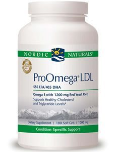 ProOmega LDL by Nordic Naturals Pro