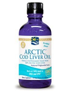Arctic Cod Liver Oil by Nordic Naturals Pro