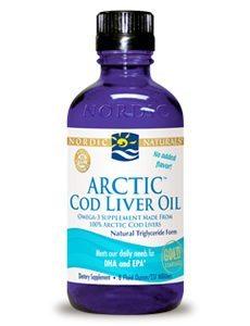Arctic Cod Liver Oil by Nordic Naturals Pro