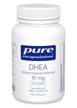 DHEA 10 MG by Pure Encapsulations