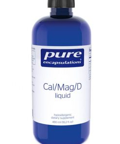 Cal/Mag/D liquid by Pure Encapsulations