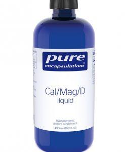 Cal/Mag/D liquid by Pure Encapsulations