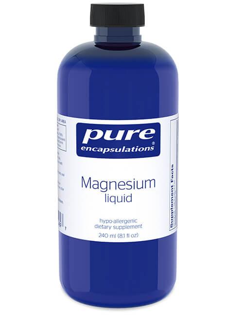 Magnesium liquid by Pure Encapsulations