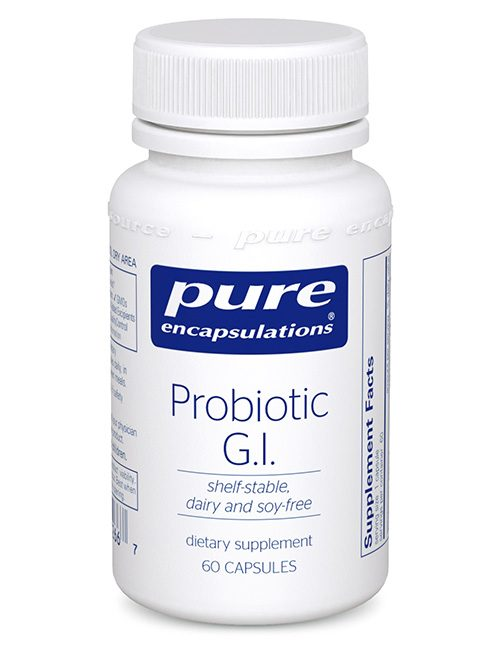 Probiotic G.I. by Pure Encapsulations