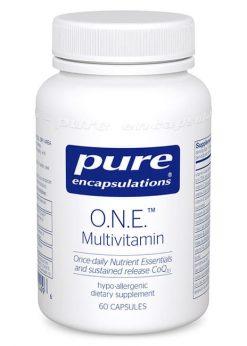 O.N.E. Multivitamin by Pure Encapsulations
