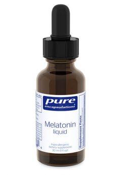 Melatonin liquid by Pure Encapsulations