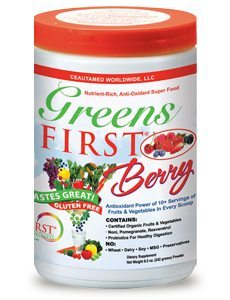 Greens First Berry (formerly Red Alert) by Ceautamed Worldwide LLC