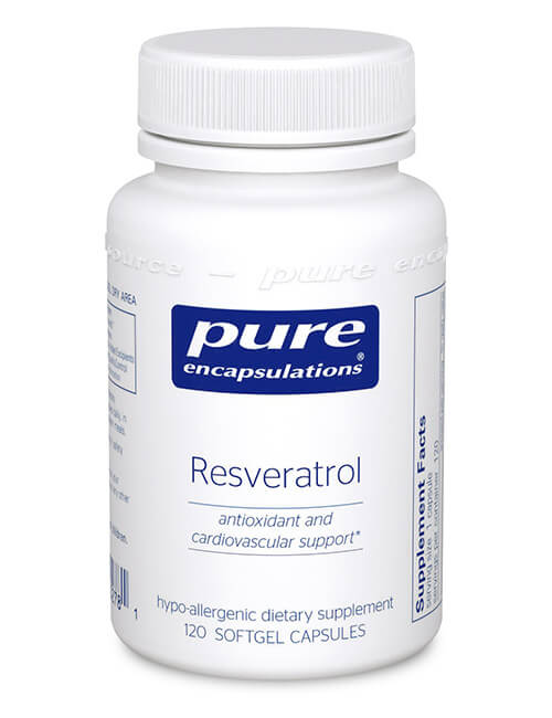 Resveratrol by Pure Encapsulations