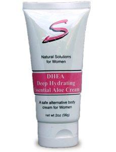 DHEA (Deep Hydrating Essential Aloe) Cream by Sarati