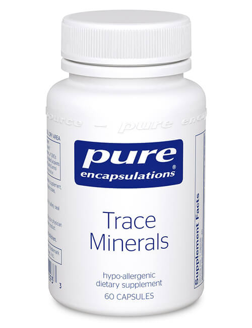Trace Minerals by Pure Encapsulations