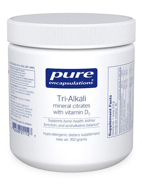 Tri-Alkali by Pure Encapsulations