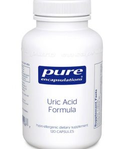 Uric Acid Formula by Pure Encapsulations