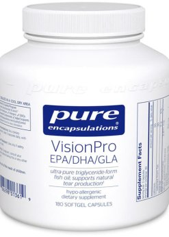 VisionPro EPA/DHA/GLA by Pure Encapsulations