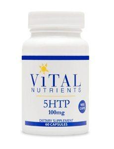 5HTP 100mg by Vital Nutrients