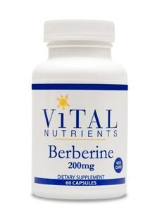 Berberine 200mg by Vital Nutrients