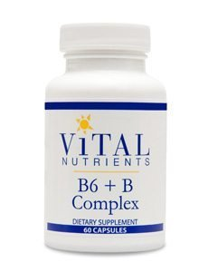 B6 + B-Complex by Vital Nutrients
