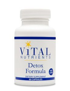 DeTox Formula by Vital Nutrients