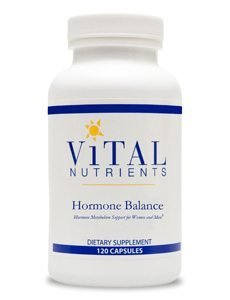 Hormone Balance by Vital Nutrients