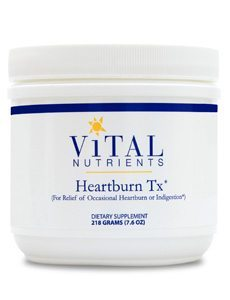 Heartburn Tx by Vital Nutrients