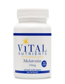 Melatonin 10mg by Vital Nutrients