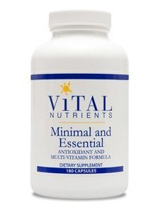 Minimal and Essential by Vital Nutrients