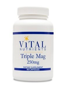 Triple Magnesium by Vital Nutrients