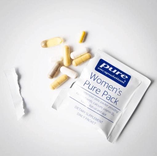 Womens Purepack vitamins
